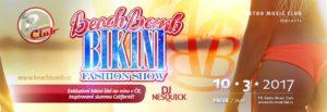 BeachBomb Bikini fashion show